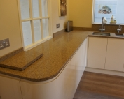Kitchen Worktop In Granite