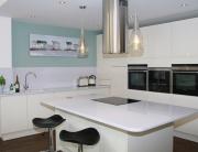 White Granite Worktop
