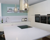 White Granite Worktop